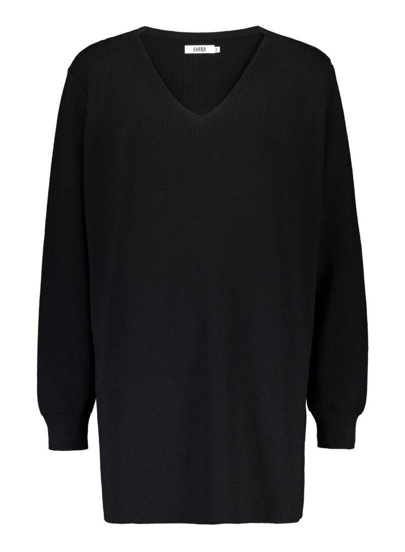 Uhana - Harmony Jumper, Black