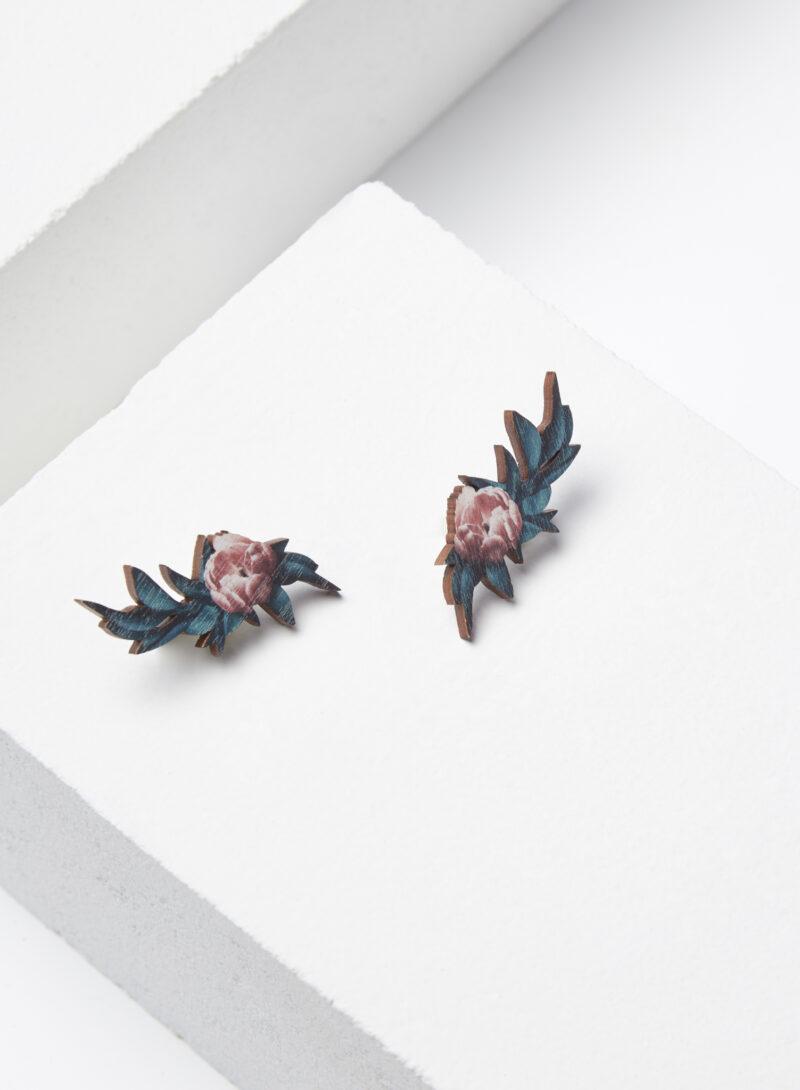 Uhana - Ready to Bloom Stud Earrings