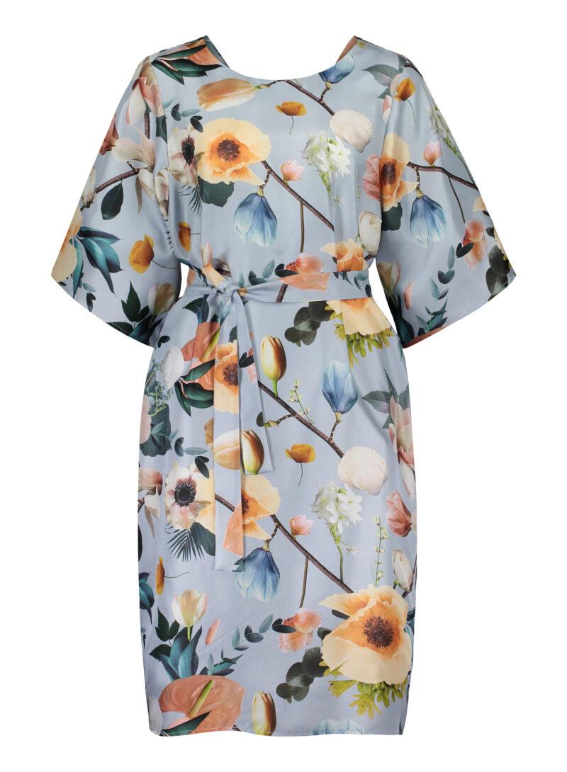 Uhana - Delight Dress, Better Days Light Blue