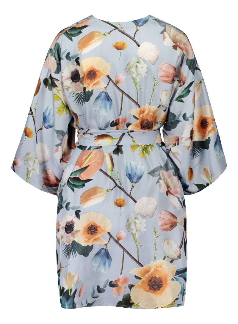 Uhana - Imagination Kimono, Better Days Light Blue