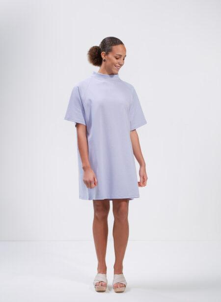 Uhana - Happiness T-Shirt Dress, Lilac