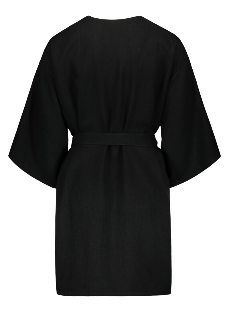 Uhana - Imagination Kimono, Black