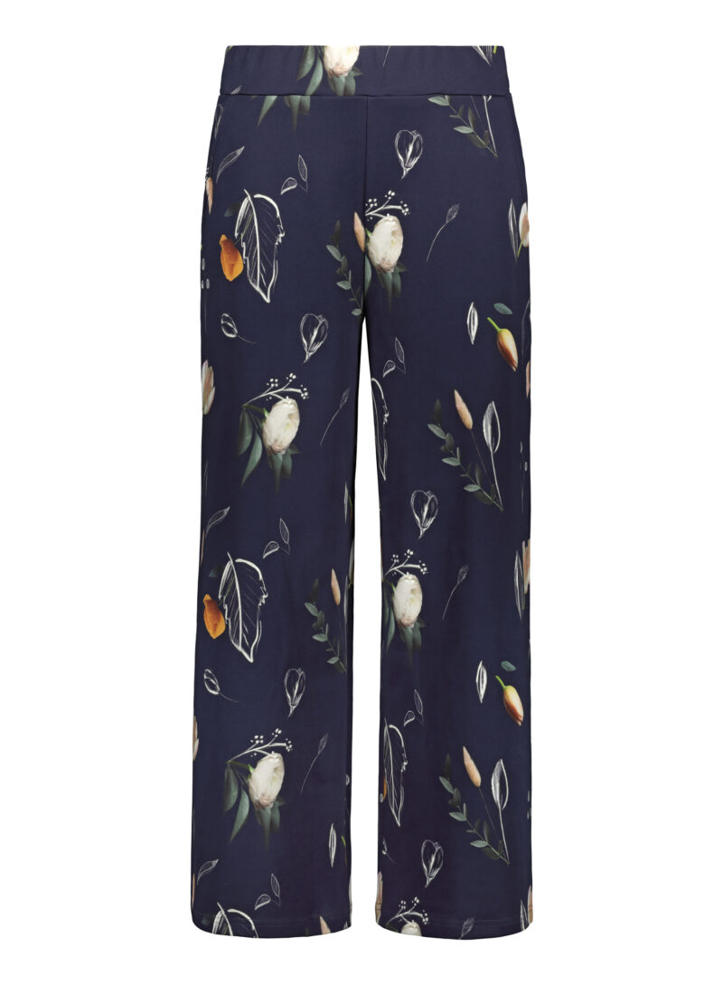 Uhana - Precious Culottes, Summer Wind Dark Blue