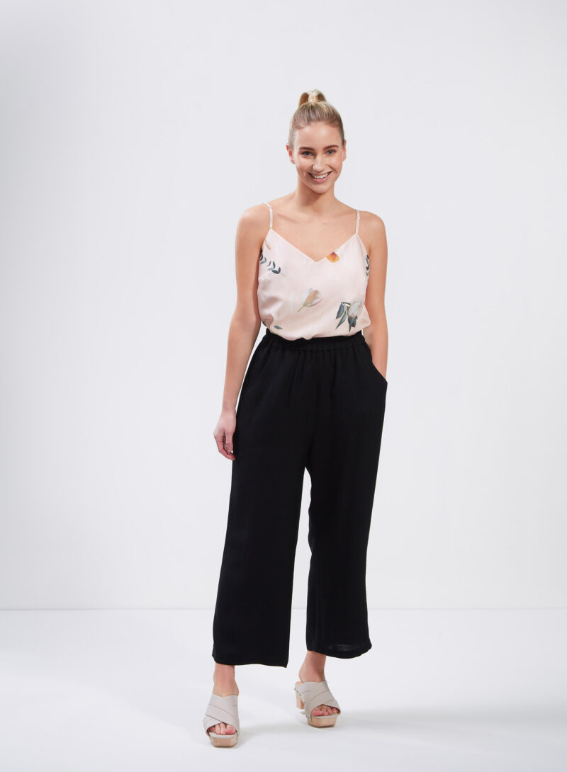 Uhana - Serene Pants, Black