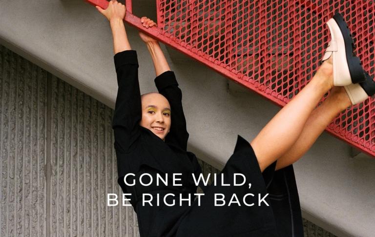 Uhana - Gone Wild, Be Right Back