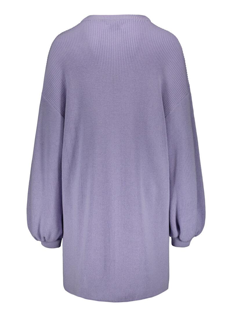Uhana - Flicker Knit Dress, Lilac