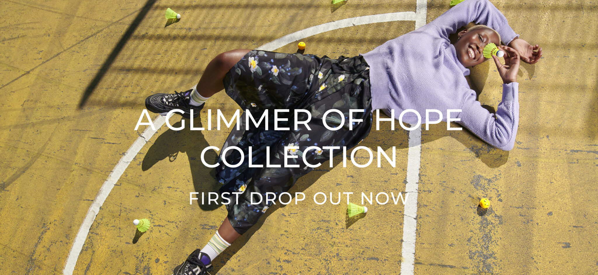 Uhana - A Glimmer Of Hope Collection - First Drop Out Now