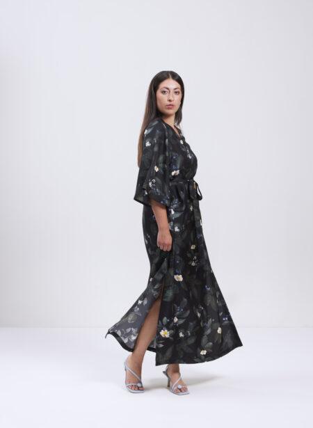 Uhana - Compassionate Wrap Dress, Glimmer of Hope