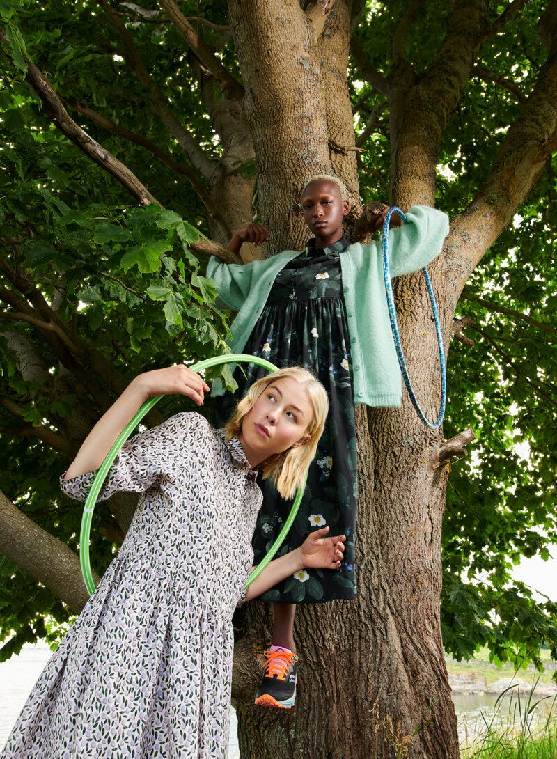Uhana - A Glimmer of Hope - Trust Cardigan, Creative Dress & Sincere Dress